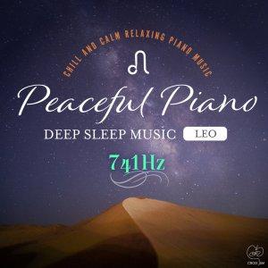 Peaceful-Piano-?DEEP-SLEEP-MUSIC?-Leo-741Hz